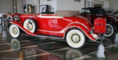 Auburn Cord Duesenberg Museum draws car buffs and Art Deco lovers to ...
