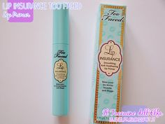 Lip Insurance Smoothing Anti-Feathering Lip Primer @Too Faced Cosmetics