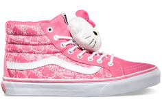 187483e133efd0 Vans Debuts a Super Cute Hello Kitty Collection