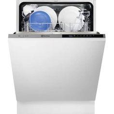 Electrolux ESL5316LO Lave-vaisselle encastrable - 59.6 cm - Noir/Gris