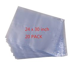 LazyMe Basket Cellophane Shrink Bags 24x30 inchShrink Wrap Bags Large Clear 20 Packs >>> Check this awesome product by going to the link at the image. (Note:Amazon affiliate link) #HomemadeGiftsforMen Homemade Gifts For Men, Shrink Wrap, Easter Baskets, Large Bags, Note, Amazon, Awesome, Image Link, Check