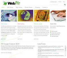 Web hosting - http://www.webme.co.uk/