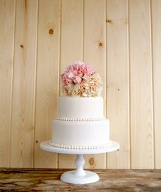 14 Inch Cake Stand Cupcake Stand Pedestal by RitaMarieWeddings