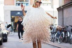 Street Style na Copenhagen Fashion Week