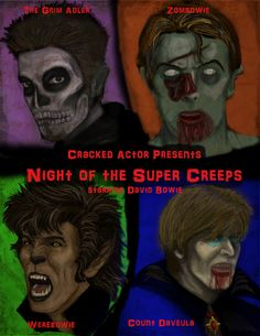 Night of the Super Creeps by silvermoon822 on DeviantArt