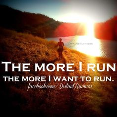 I LOVE TO RUN! Share....what #makesyoufeelalive