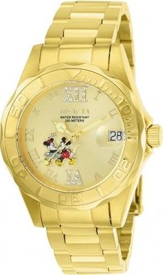 Disney Invicta Watches Limited Edition by zigimax1