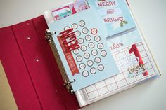 December Daily 2016 - Hey Little Magpie December Daily, Holiday Wishes, Magpie, Merry And Bright, Crafty, How To Plan, Daily Planning, Christmas, Scrapbooking