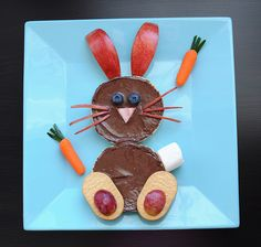 cutefoodbunny2 by kirstenreese, via Flickr