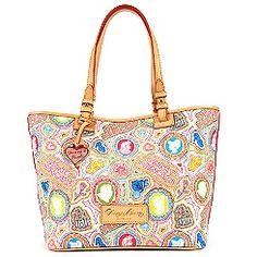 I really want a Disney Dooney and Bourke handbag....