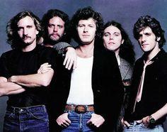 Joe Walsh, Don Felder, Don Henley, Timothy B. Schmit, Glenn Frey - Eagles - The Long Run era
