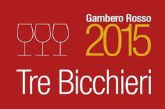 Gambero Rosso 2015: 3 Glas Toscana - Italian Wine Club