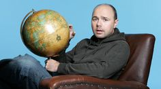 An Idiot Abroad, with the lovely Karl Pilkington