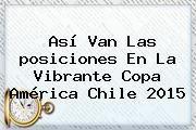 http://tecnoautos.com/wp-content/uploads/imagenes/tendencias/thumbs/asi-van-las-posiciones-en-la-vibrante-copa-america-chile-2015.jpg Tabla De Posiciones Copa America. Así van las posiciones en la vibrante Copa América Chile 2015, Enlaces, Imágenes, Videos y Tweets - http://tecnoautos.com/actualidad/tabla-de-posiciones-copa-america-asi-van-las-posiciones-en-la-vibrante-copa-america-chile-2015/