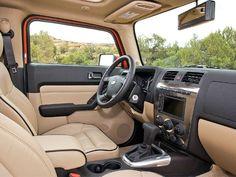 Hummer H3 interior #Hummer #Humvee #Rvinyl  =========================== http://www.rvinyl.com/Hummer-Accessories.html