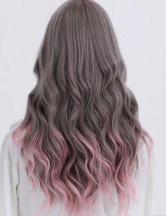 27 Cute & Pretty Rose Pink Hair Color Ideas
