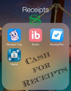 These apps will pay you cash for scanning your receipts!