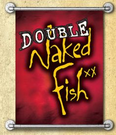 Double Naked Fish chocolate raspberry stout by DuClaw Brewing Company