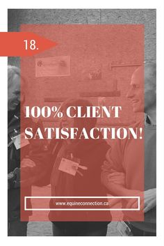 """""""A satisfied customer is the best business strategy of all."""" Michael LeBoeuf"""