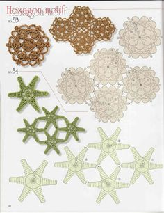 100 crochet motif – Tayrin 3 – Webová alba Picasa
