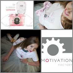 Be a reason someone smiles today! Motivating fashion for her by Motivation Factory