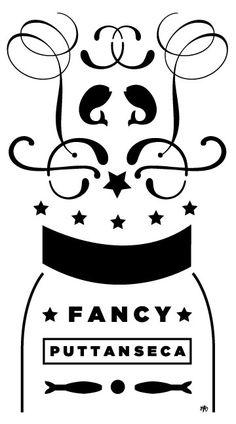 Fancy Puttanesca by Faris Habayeb