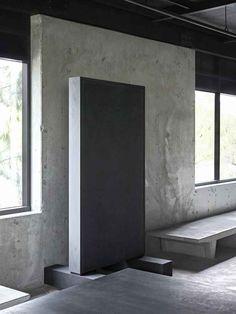 Brutalist Yeezy ' Think Tank' Studio in Calabasas [LA] Interior Architecture, Interior Design, Studio Room, Brutalist, Office Interiors, Home Projects, Yeezy, House Design, Carlo Scarpa