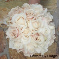 Blush Roses Bouquet