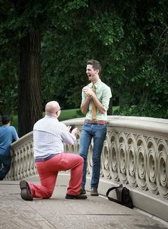 Huffington Post:  These Proposal Photos Will Turn Your Heart to Mush