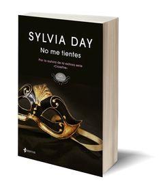 No me tientes de Sylvia Day - Soy Cazadora de Sombras y Libros