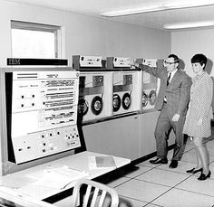 Mainframe computer by scriptingnews, via Flickr