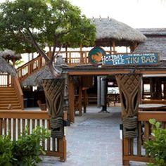 Top 10 Tiki Bars   Holiday Isle Resort Tiki Bar   CoastalLiving.com