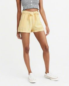 WOMENS STYLUS CLASSIC TWILL COTTON SHORTS MULTIPLE COLOR/&SIZES NEW WITH TAGS