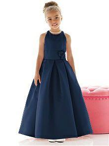 Flower Girl Dress FL4022 http://www.dessy.com/dresses/flowergirl/fl4022/
