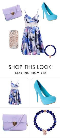 """""""Cool Rose"""" by waterxqueenx ❤ liked on Polyvore featuring Nanette Lepore"""
