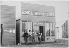 English Kitchen, Oklahoma. By Kennett, January 1894