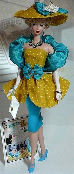 Day Dresses Doll