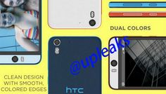 HTC Desire Eye Leaks Ahead of its Official Launch