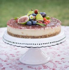 uncheesecake3 New Recipes, Food To Make, Sweet Tooth, Cheesecake, Desserts, Free, Tailgate Desserts, Deserts, Cheesecakes