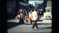 Old CKSO TV footage of Downtown Sudbury from the early / Images d'archives du centre-ville de Sudbury provenant de CKSO-TV. Busy Street, Good Day, Ontario, 3 D, Centre, Street View, Canada, Backyard, Child