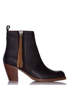 New season Pistols. I love 'em with the brown heel.