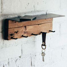 Wall Key Holder   Huckberry