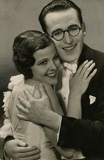 Barbara Kent and Harold Lloyd in Feet First, 1930 | by The Patrick Montgomery Collection