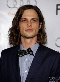love his character on Criminal Minds ... intelligent and sensitive