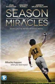 Season of Miracles (DVD)-Based on the award-winning novel by Rusty Whitener, Season of Miracles follows the Robins, an underdog Little League team through their 1974 season with newcomer and autistic baseball savant, Rafer (Grayson Russell, Diary of a Wimpy Kid, Talladega Nights). Team leader Zack (Andrew Wilson Williams) takes Rafer under his wing despite taunting from their rivals, the Hawks.