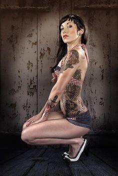 Tattoo #inked #hdr