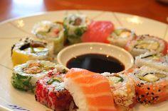 sushi....!!!