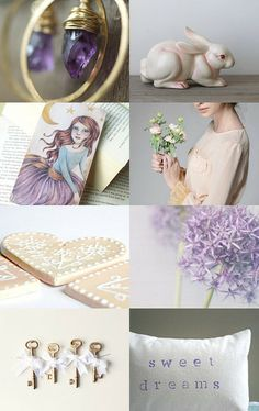 April Daydream by Ania Cooper on Etsy