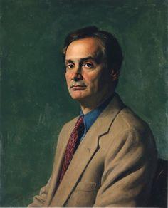 "Paul Fusco (Creator of TV show ""Alf"") by Daniel E. Greene - Portrait Artist, Subway Paintings, Still Lifes, Workshops, Paint Sets & Painting Videos"