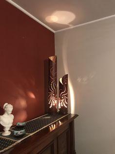 Bamboo Lamps, Pvc Pipes, Home Decor Furniture, Furniture Collection, Catalog, Mandala, Wall Lights, Bar, Lighting